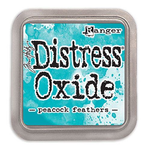 "Distress Oxides - ""Peacock Feathers"" by Ranger"