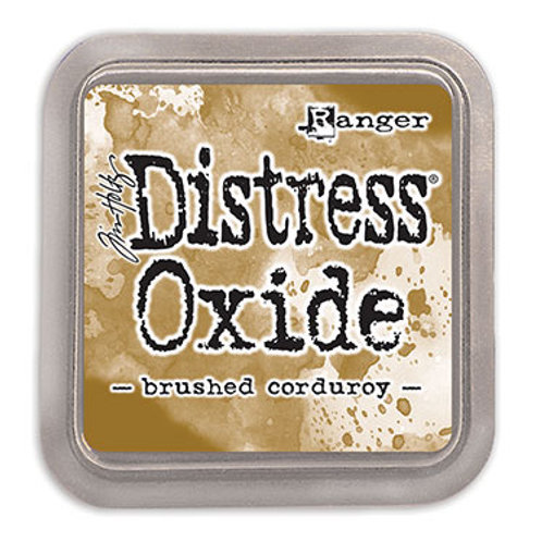 "Distress Oxides - ""Brushed Corduroy"" by Ranger"