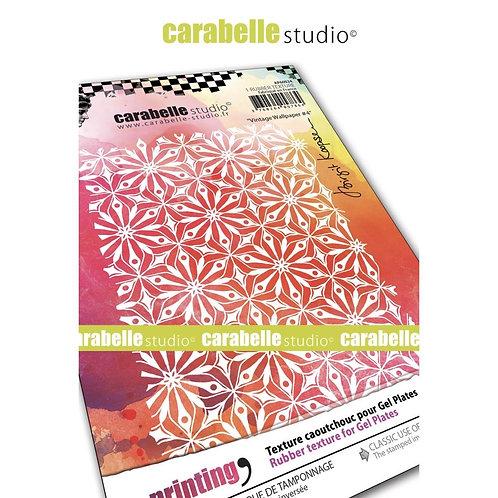 Carabelle Studio Art Printing  Rubber Texture Plate Background