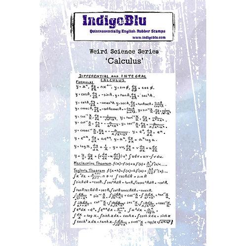 """Indigo Blu """"Calculus"""""""