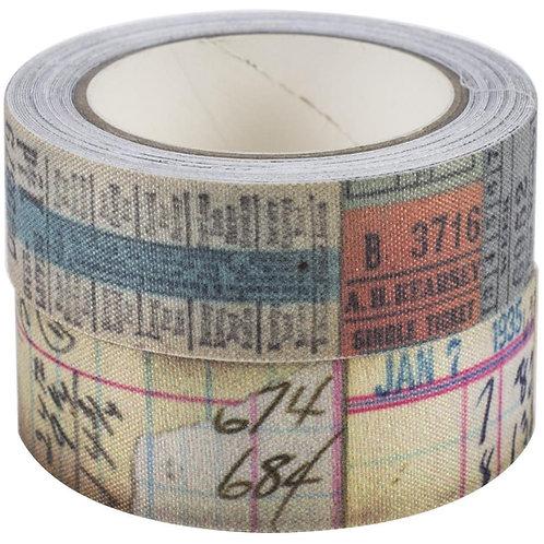 "Idea-Ology Fabric Tape .75""X3yd 2/Pkg"