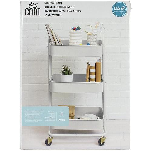 We R A La Cart Storage Cart With Handles