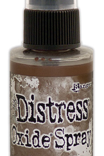 "Spray Distress Oxides - ""Walnut Stain"" by Ranger"