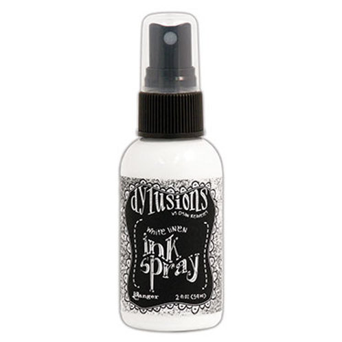 Dylusions Ink Spray by Dyan Reaveley - White Linen