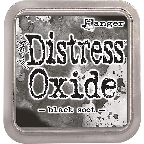 "Distress Oxides - ""Black Soot"" by Ranger"
