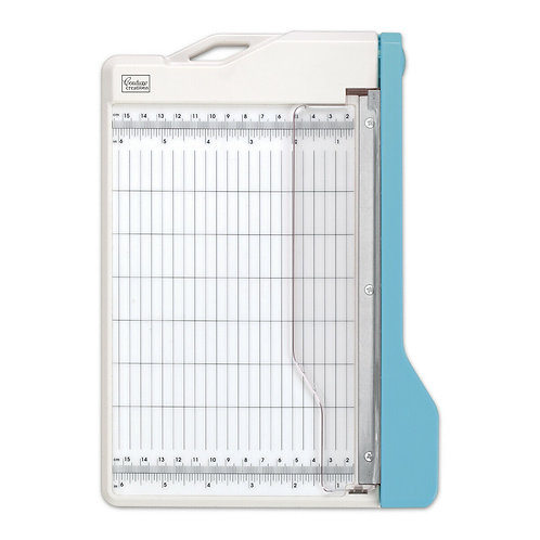 Couture Creations Mini Paper Trimmer, Paper Cutter Guillotine