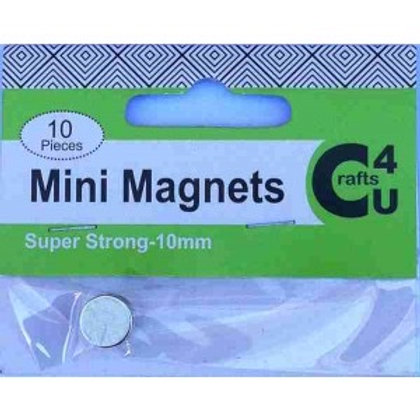 10 pack Super Strong Magnets