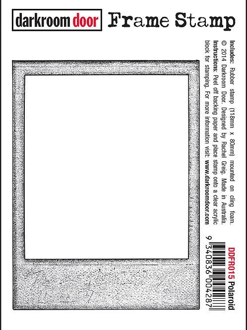 "Darkroom Door Frame Stamp - ""Polaroid"""