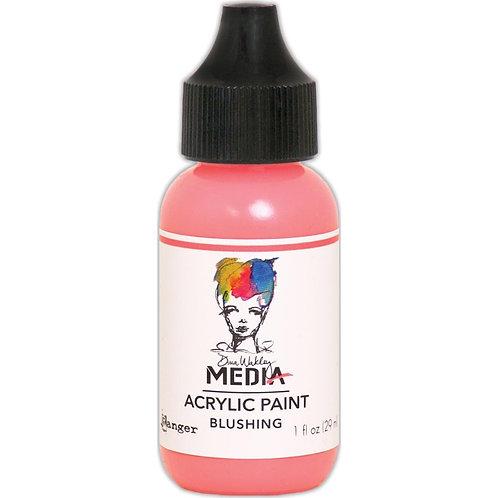 """Wakley Media Acrylic Paint 1oz """"Blushing"""""""