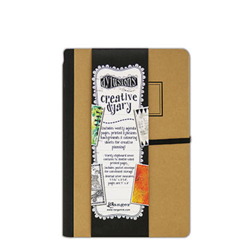Dylusions Creative Diary Small