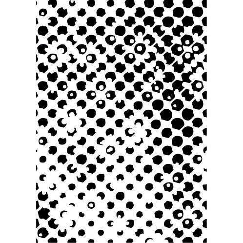 """Creative Expressions Embossing Folder 5""""X7"""""""