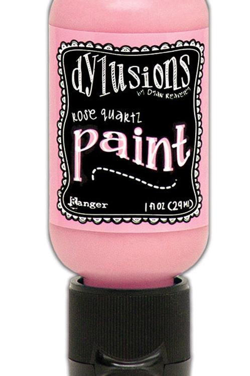 """Dylusions Paint Flip Cap """"Rose Quartz"""""""