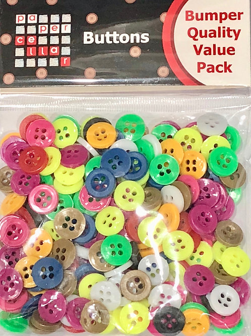 Bumper Pack of Buttons