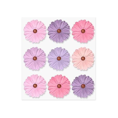 Forever in Time Handmade Flowers 9pc