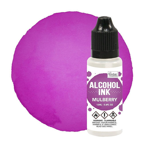"""""""Raspberry / Mulberry"""" Couture Creations Alcohol Ink 12ml"""