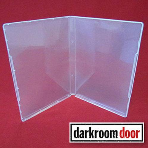 Stamp Containers by Darkroom Door