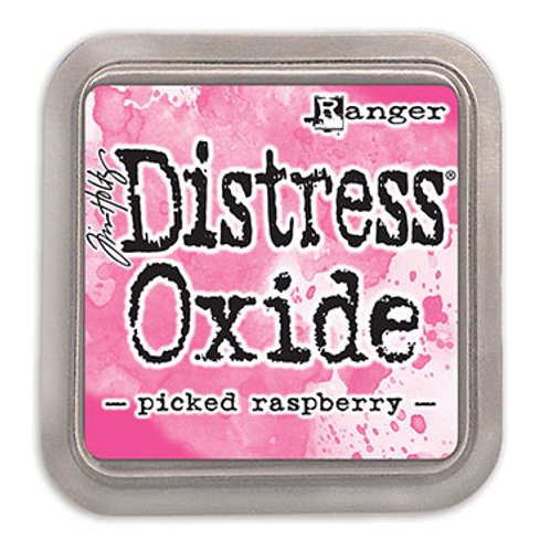 "Distress Oxides - ""Picked Raspberry"" by Ranger"