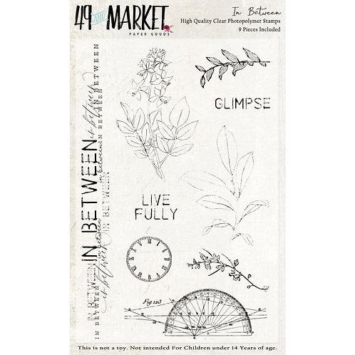 """49 Market Stamps - """"In Between"""""""