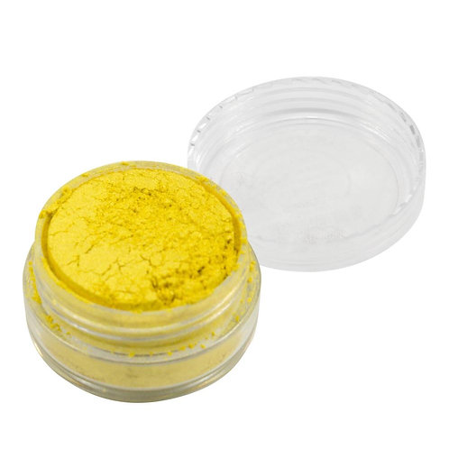 MIX & MATCH PIGMENT POWDERS 10g | 0.35oz each  YELLOW