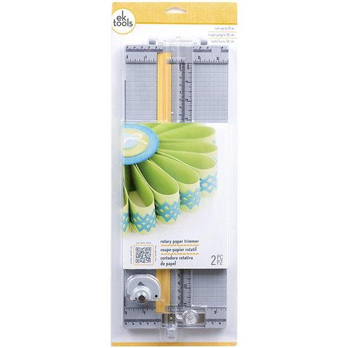 EK SUCCESS-Rotary Paper Trimmer.