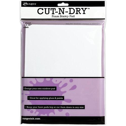 Inkssentials Cut-N-Dry Stamp Pad Foam