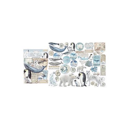 Stamperia Arctic Antarctic 45pcs