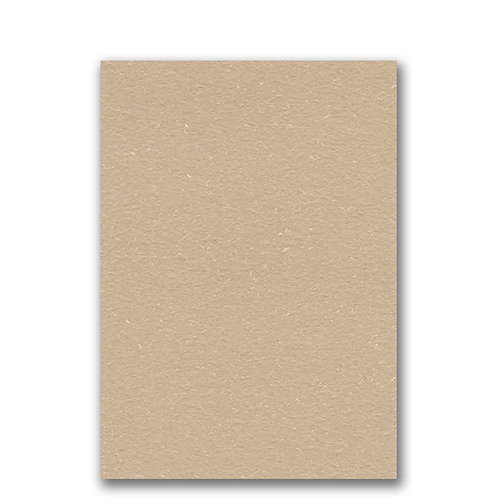 A4 Earthy Recycled Wheat A4 Card 209gsm 20 pack
