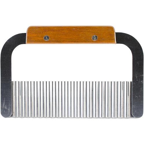 Corrugated Edge Soap Cutting Tool