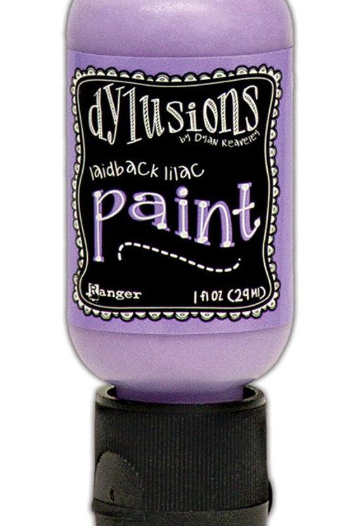 "Dylusions Paint Flip Cap ""Laidback Lilac"""