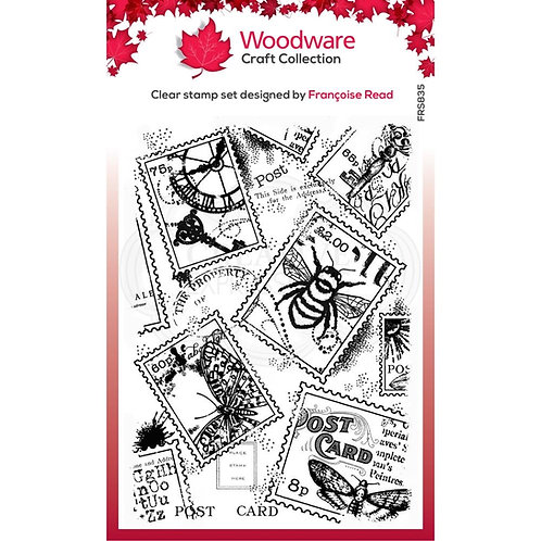 Woodware Craft Clear Stamps