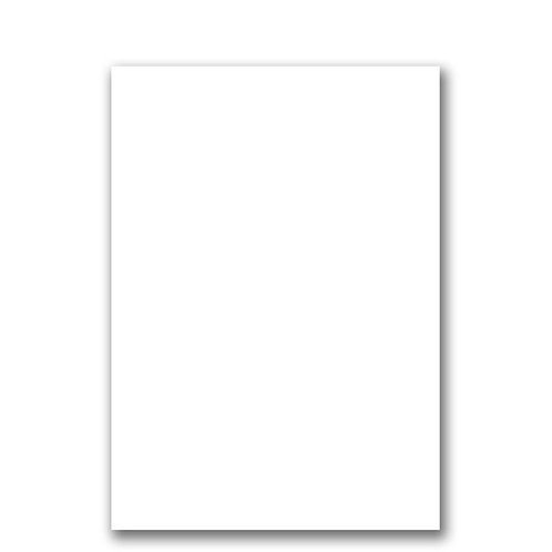 A5 White Smooth A5 Card 210gsm 20 pack​​​​​​​