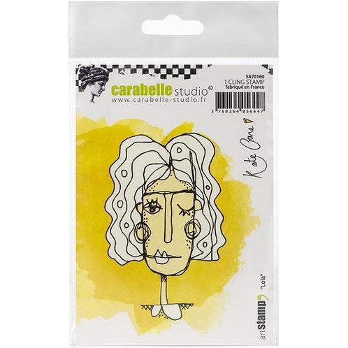"Carabelle Studio Cling Stamp  ""Lola"""