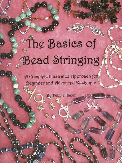 BEADALON BOOKS-Basics of Bead Stringing Book