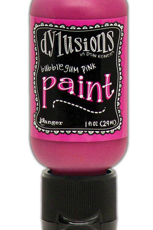 """Dylusions Paint Flip Cap """"BubbleGum Pink"""""""