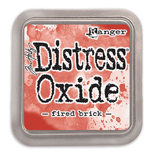 "Distress Oxides - ""Fired Brick"" by Ranger"
