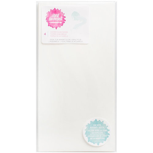 Jane Davenport Butterfly Effect Paper Inserts