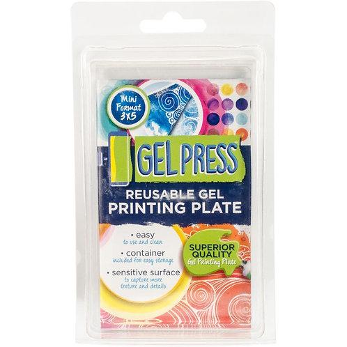"Gel Press Gel Plate 5""X7"""