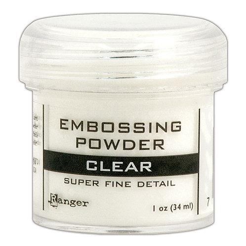 "Ranger Embossing Powder - ""Clear"""