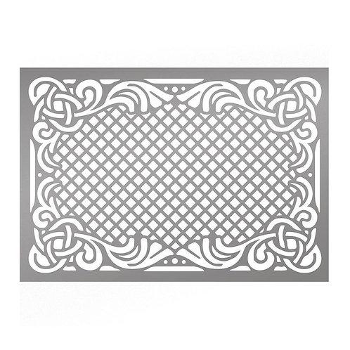 Stencils - CLV - Intricate Frame