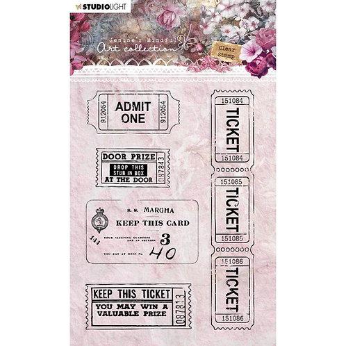 Studio Light Ticket Stamps