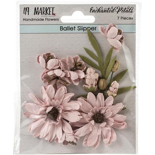 """49 Market Enchanted Petals 7 pcs """"Ballet Slipper"""""""