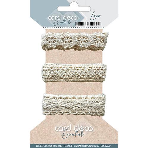 Card Deco Lace Essentials