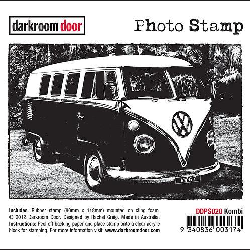 """Darkroom Door - """"Kombi"""" Photo Rubber Stamp"""