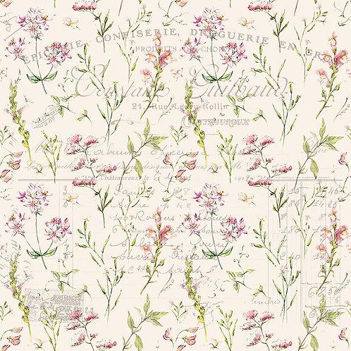 "Bella! Botanical Single-Sided Cardstock 180gsm 12""X12"" Botanical"