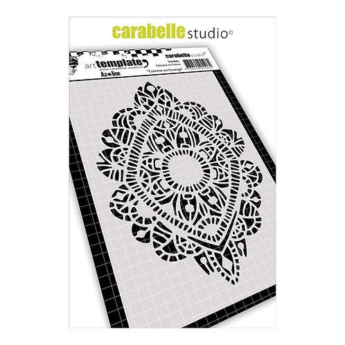 Carabelle Studio Mask A6 Comme un losange