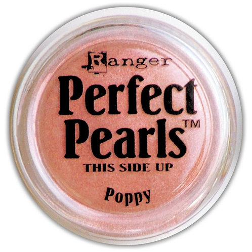 RANGER-Perfect Pearls Pigment Powders. Poppy