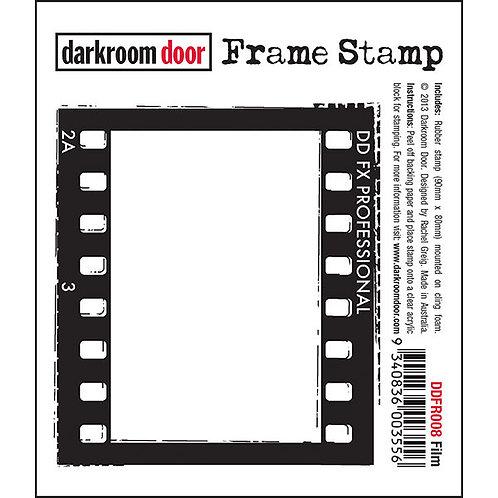 """Darkroom Door Frame Stamp - """"Film"""""""