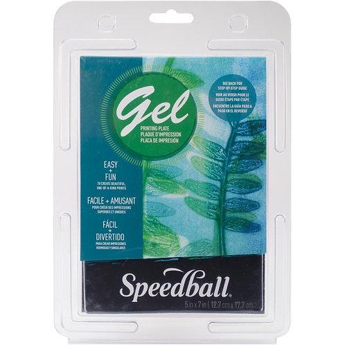 "Speedball Gel Press Gel Plate 5""X7"""