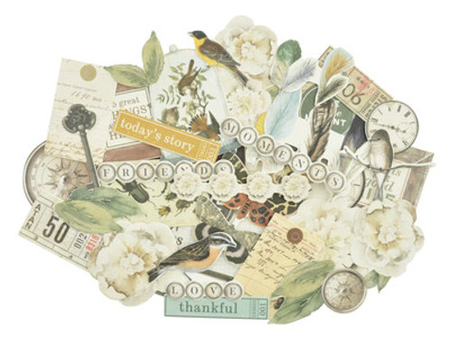 """Kaisercraft Die Cut Shapes - Collectables """"Anthology"""""""