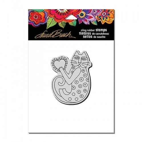 Happy Heart Stampendous Cling Mount Rubber Stamps